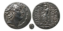 Ancient Coins - SELEUKID KINGDOM. Philip I Philadelphos. 95/4-76/5 B.C. AR Tetradrachm.