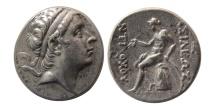 SELEUKID KINGDOM. Antiochos III. 223-187 B.C. AR Tetradrachm. Antioch on the Orontes.