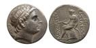 Ancient Coins - SELEUKID KINGDOM. Antiochus III. 223-187 BC. AR Tetradrachm. Seleucia on the Tigris.