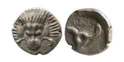 Ancient Coins - DYNASTS OF LYCIA, Perikles, Circa 380-360 BC. AR 1/3 Stater.
