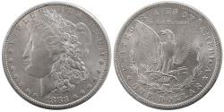 World Coins - UNITED STATES. 1883. Morgan Dollar. Choice UNC.