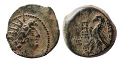 Ancient Coins - SELEUKID KINGS. Antiochos VIII Epiphanes. 121/0-97/6 BC. Æ.