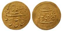 Ancient Coins - QAJAR DYNASTY. Fath Ali Shah. 1212-1250 AH.(1797-1834). Gold Toman. Khoy, 1240 AH. Rare mint.