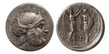 Ancient Coins - SELEUKID KINGS. Seleukos I Nikator. 312-281 BC. AR Tetradrachm.