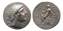 SELEUKID KINGDOM. Antiochos II Theos. 281-261 BC. AR Tetradrachm.