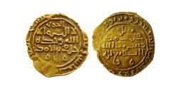 World Coins - ISLAMIC DYNASTS. Saffarid, Ahmad Ibn Mohammad. 311-352 AH. Gold fractional dinar. Zaranj, 331 AH.