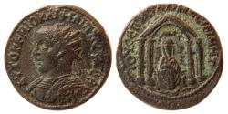 Ancient Coins - MESOPOTAMIA, Nisibis. Philip II. AD. 247-249. Æ.