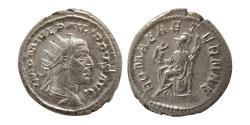 Ancient Coins - ROMAN EMPIRE. Philip I. AD. 244-249. AR Antoninianus. FDC. Lustrous.