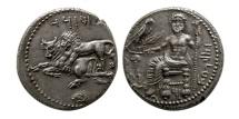 Ancient Coins - CILICIA, Tarsos. Mazaios. 361-334 BC. AR Stater.