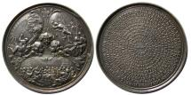 Ancient Coins - GERMANY, Augsburge. 1717. Silver Medallion.