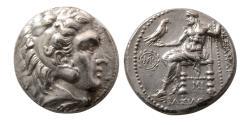 Ancient Coins - SELEUKID KINGS; Seleukos I Nikator. 312-281 BC. AR Tetradrachm.