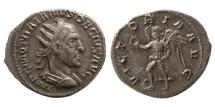 Ancient Coins - ROMAN EMPIRE. Trajan Decius. AD 249-251. AR Antoninianus.