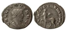 Ancient Coins - ROMAN EMPIRE. Gallianus. 253-268 AD. Silver Antoninianus. Lovely strike. Rare.