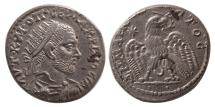 Ancient Coins - MESOPOTAMIA, Carrhae. Macrinus. AD. 217-218. BL. Tetradrachm. Lovely strike. FDC.