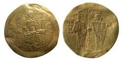 Ancient Coins - BYZANTINE EMPIRE. JOHN II, Comnenus. AD. 1118-1143. Gold Hyperpyron.