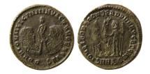 Ancient Coins - ROMAN EMPIRE. Licinius I augustus. AD. 308–324. Æ Follis. Nicomedia. Extremely rare.