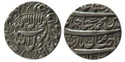 World Coins - INDIA, MUGHAL. Shah Jahan I. 1628-1658 AD. AR Rupee. Multan mint, dated 1040 AH.