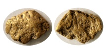 Ancient Coins - CALIFORNIA. Gold Nugget. Natural beauty from the Feather river.