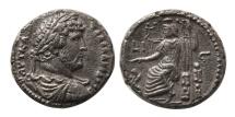 Ancient Coins - EGYPT, Alexandria. Hadrian. 117-138 AD. BI Tetradrachm.