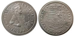 World Coins - AUSTRIA. Archduke Leopold, as count of Tyrol, 1626-1632. Silver Taler.