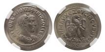 Ancient Coins - SYRIA, Antioch. Philip I. AD. 244-249. BI Tetradrachm. NGC-Choice AU*
