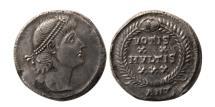 Ancient Coins - ROMAN EMPIRE. Constantius II. 337-361 AD. AR Siliqua. Rare.