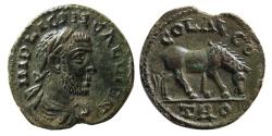 Ancient Coins - TROAS, Alexandria Troas. Gallienus. AD 253-268. Æ.