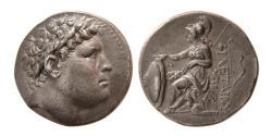 Ancient Coins - KINGS of PERGAMON. Eumenes I. 263-241 BC. AR Tetradrachm.