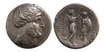 Ancient Coins - SELEUKID EMPIRE. Seleukos I Nikator. 312-281 BC. AR Tetradrachm. Susa mint.