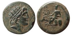 Ancient Coins - CILICIA. Soloi. Circa 100-30 BC. Æ.