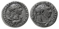 Ancient Coins - PHOENICIA, Tyre. Trajan. AD. 98-117. AR Tetradrachm.