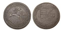 World Coins - AUSTRIA, Leopold. 1618-1632. Silver Taler.  dated 1623.