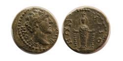Ancient Coins - LYDIA, Maeonic. Marcus Aureleus as a Caesar. Æ. Ephesus.