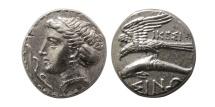 PAPHLAGONIA, Sinope. ca. 330-300 BC. Silver drachm.