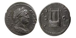 Ancient Coins - ROMAN EMPIRE. Hadrian. AD. 117-138. AE Semis.