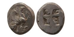 Ancient Coins - IONIA, Teos. 475-465 BC. AR Stater.