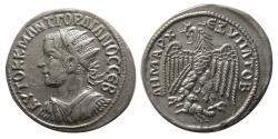 Ancient Coins - SYRIA, Seleucis and Pieria. Antioch. Gordian III. 238-244 AD. Billon Tetradrachm.