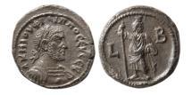Ancient Coins - EGYPT, Alexandria. Philip I. 244-249 AD. BI Tetradrachm. Year 2 (AD. 244/5).