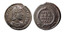Ancient Coins - ROMAN EMPIRE. Constantius II. AD 337-361. AR Siliqua.