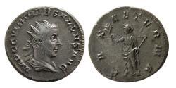 Ancient Coins - ROMAN EMPIRE. Trebonianus Gallus. 251-253 AD. AR Antoninianus.