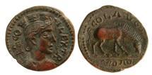 Ancient Coins - TROAS, Alexandria Troas. Circa 2nd-3rd Centuries AD. Æ 23mm.