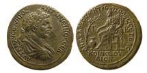 Ancient Coins - CILICIA, Anazarbus. Caracalla. AD 198-217. Æ Pentassaria. Lovely strike. Rare.