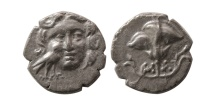 Ancient Coins - CARIA, Mylasa. Circa. 175-150 BC. AR Drachm.