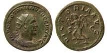 Ancient Coins - ROMAN EMPIRE. Trajan Decius. 249-251 AD. Æ Double Sestertius. Lovely strike.