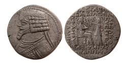 Ancient Coins - KINGS of PARTHIA. Phraates IV 38/7-2 BC. AR Tetradrachm. Ex. Fred Shore Collection.