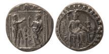 Ancient Coins - CILICIA, Tarsos. Tarkumuwa (Datames). 384-361/0 BC. AR Stater.