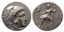 Ancient Coins - KINGS of MACEDON, Philip III. 323-317 BC. AR Tetradrachm. Babylon mint. Lovely style.