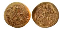 World Coins - INDIA, KUSHAN KINGS. 290-310 AD. Vasudeva II. Gold Dinar.