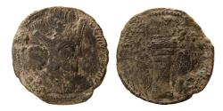 Ancient Coins - SASANIAN KINGS, Shahpur I. AD. 241-272. Æ.