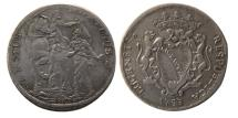 World Coins - LUCCA, Commune. 1753. Silver Scudo.